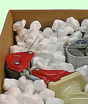 Polstermaterial & Schutzverpackung