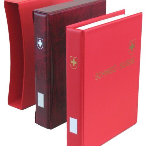 Briefmarken-Alben & Albenblätter